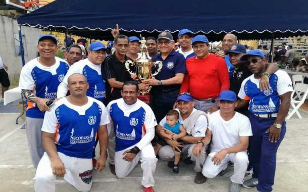 CULMINA LIGA INTERNA DE SOFTBALL